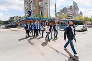 В Самаре в «Пивной дозор» вновь вышли волонтеры и футболисты