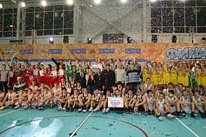 Определились победители Финала Чемпионата Школьной баскетбольной лиги «КЭС-Баскет» в Чувашии
