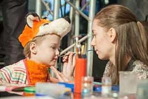 Ассоциация «Единство» подарила детям «Новый год в Стране чудес»