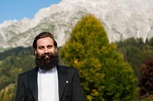 Впервые российские бородачи приняли участие в мировом чемпионате бород и усов в Австрии