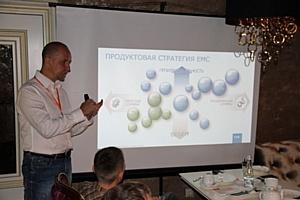В Барнауле презентовали инновационные решения в области хранения данных All Flash