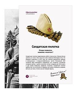 Стартовал исторический проект в честь 70-летия Победы