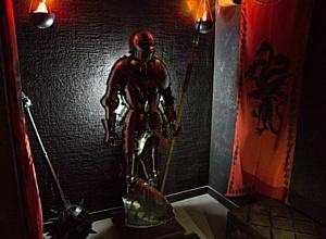 Москвичи в костюмах богатырей смогут бесплатно побить нечисть на Хэллоуин