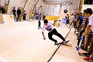В Москве открылся первый многофункциональный комплекс акробатики и экстремальных видов спорта