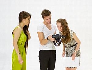 Конкурс «Мисс Офис» провел фотосессию для участниц