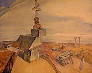 """Выставка """"Видения Дон Кихота"""":  Алексей Евдокимов - эстамп, живопись, скульптура"""