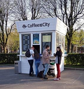 Coffee and the City & Velobike.ru