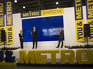 Метро Кэш энд Керри проводит Metro Expo 2014