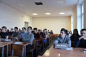 Презентация проекта «За честные закупки» в ЮУрГУ