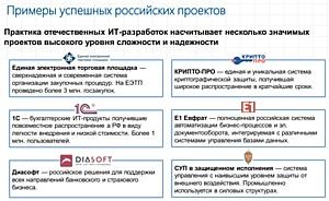 Бюджет России ежегодно теряет 180 млрд. рублей на западном ПО
