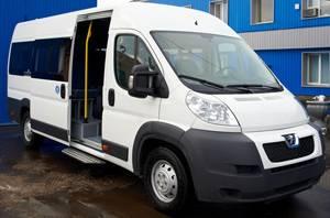 Микроавтобус Peugeot Boxer по специальной цене в «СТ Нижегородец»