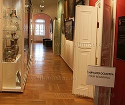 Искусная реставрация напольного покрытия в музее «Зарайский Кремль»