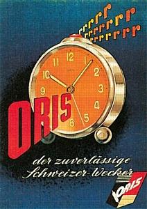 Oris Калибр 110