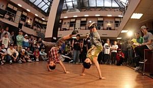 Инновационная техника преподавания танца в школе брейк-данса «АпГрейд»