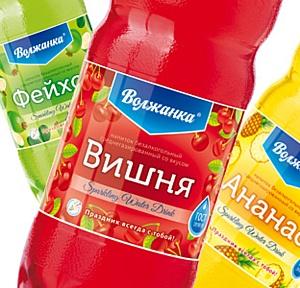 Новый дизайн лимонадов «Волжанка» разработан в бренд-бюро iQonic
