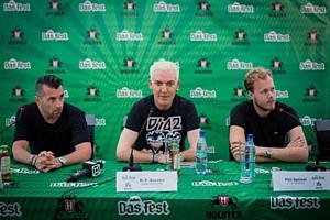 8 августа москвичи познакомились с немецкими фестивальными традициям на Das Fest
