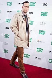 Эдриан Броуди представил комедию «Крутые кексы» в Soho Rooms
