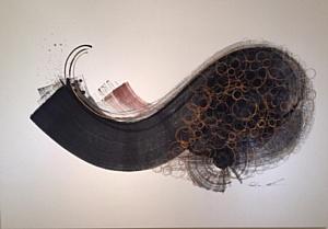 Международная выставка «Восточный мост»  в галерее «Моховая-18»
