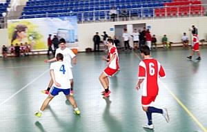 На Таманском полуострове прошел турнир по мини-футболу на кубок компании «Пищевые Ингредиенты»