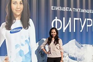 Samsung GALAXY Note 3 впервые представлен в Санкт-Петербурге