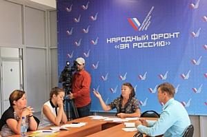 ОНФ в Хакасии провел мониторинг обеспечения дорожной безопасности вблизи образовательных учреждений
