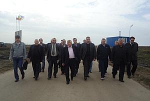 Ректорат Пензенской ГСХА посетил комплекс «Русмолко» в Наровчате