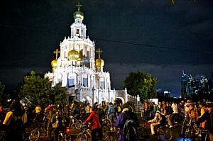 VII Московская Велоночь