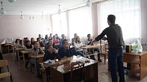 В серой зоне Донбасса прошел первый тренинг по минной безопасности