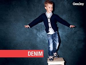 Деним: актуальные тенденции осени в новой коллекции от Gloria Jeans.