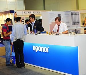 Uponor выходит на рынок Казахстана