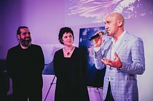 Благотворительный вечер нового проекта Мой Экватор