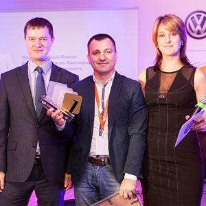 «Лучший продавец Volkswagen в России»!