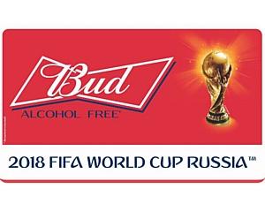 BUD Alcohol Free поддержал волонтерскую программу Чемпионата Мира по Футболу FIFA 2018 в России™!