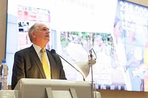 CEO Unilever поделился со студентами МГУ им. Ломоносова секретами лидерства