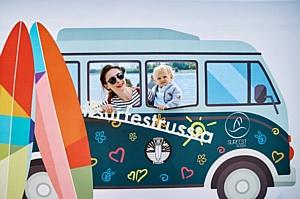 Первый Всероссийский фестиваль культуры серфинга Surfest Russia открыл пляжный сезон в Royal Bar