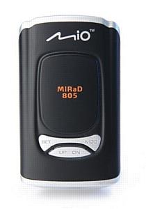 Mio представляет радар-детекторы MiRaD 805 и 865