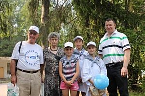 Активисты ОНФ из Иваново организовали шахматный турнир в детском лагере «Огонек»