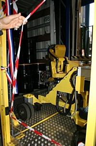 Greif внедрила автоматическую систему разгрузки стальных бочек на заводе Lubrizol во Франции