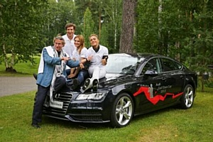 «Полезные связи» оказали информационную поддержку гольф-турниру