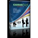Вышла новая версия программы для общения CommFort 5.00 с поддержкой видеосвязи