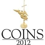 Третья международная конференция и выставка монет COINS-2012 состоится 14 - 17 июня 2012 года в Москве
