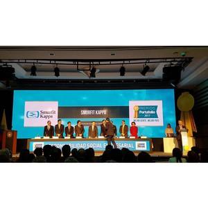 Smurfit Kappa получила высшую награду за корпоративную социальную ответственность