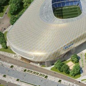 «ВТБ Арена» на выставке Экспо Реал 2017