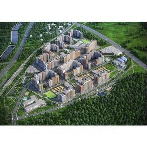 ФСК «Лидер» начала строительство масштабного ЖК «Южная Битца»
