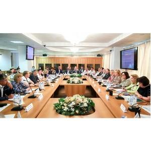 В Государственной Думе обсудили перспективные пути развития народных художественных промыслов