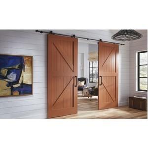 Как покрасить ламинированные двери?