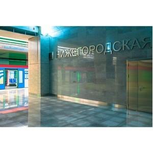 В Нижегородском районе Москвы в 2020 году откроются метро, ТПУ и мост