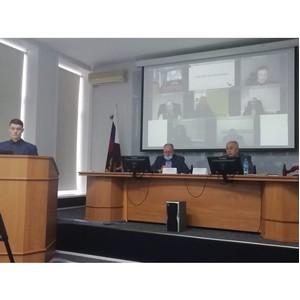 В тверском Росреестре состоялось заседание общественного совета