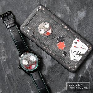 Сет из телефона Joker и часов от Константина Чайкина