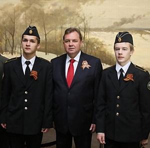 Архангельские юнги – продолжатели традиций героев ВОВ
